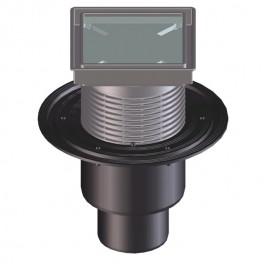 Трап для внутренних помещений HL310NPr-3020