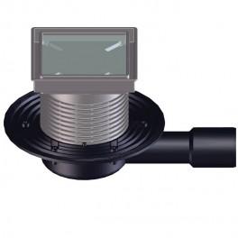Трап для внутренних помещений HL90Pr-3020