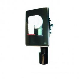 Сифон для стиральной и посудомоечной машины HL400.WE