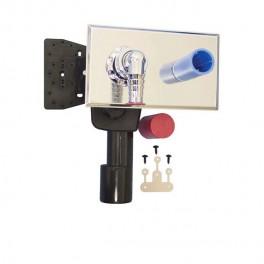 Сифон для стиральной и посудомоечной машины HL405ECO