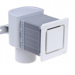 Воздушный клапан для скрытого монтажа HL905N/HL905N.0
