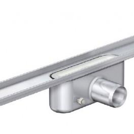 ACO душевой канал C-line низкий сифон 65мм