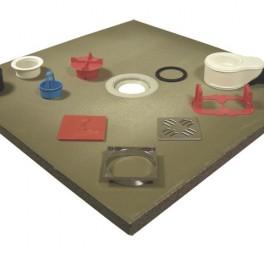 Комплект для душевой HL523N