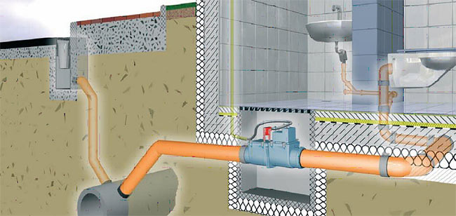 Проектирование канализационного затвора